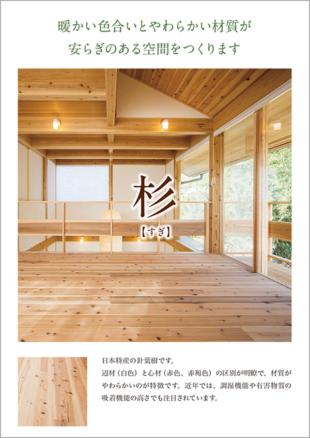 p9. 杉材紹介