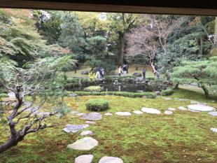 旧三井家下鴨別邸 庭園