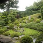 「大角氏」庭園