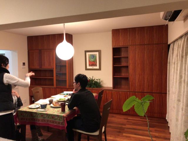 アフター 家具設置完了