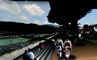嵐山左岸 提案