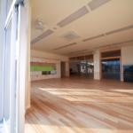 小ホール〜南側空地