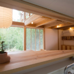 キッチン〜食堂、居間